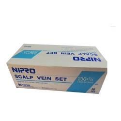 Scalp Vein 23G*3/4 Nipro