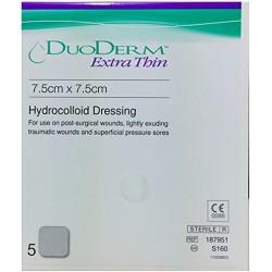 Duoderm Extra Thin 7,5*7,5...